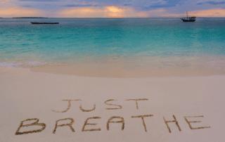Atemtechnik gegen Stress